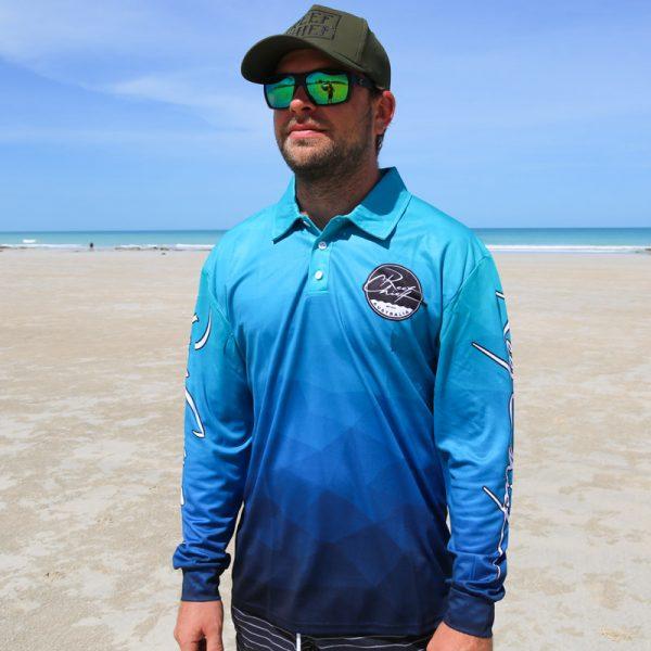 Sailfish Fishing Shirt Front