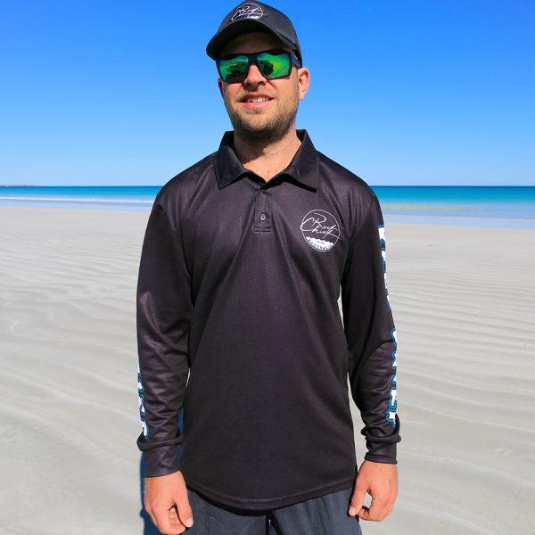 Bluebone Fishing Shirt front