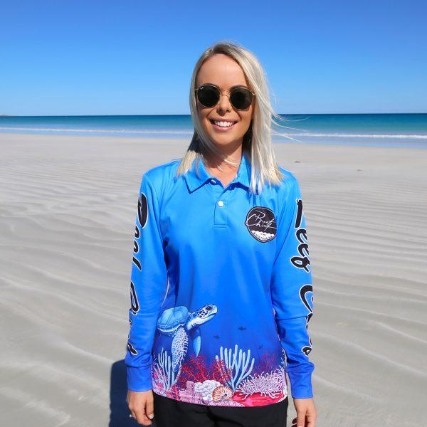 Reef Fishing Shirt