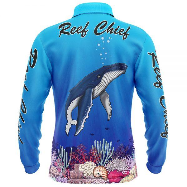 Kids Reef Fishing Shirt