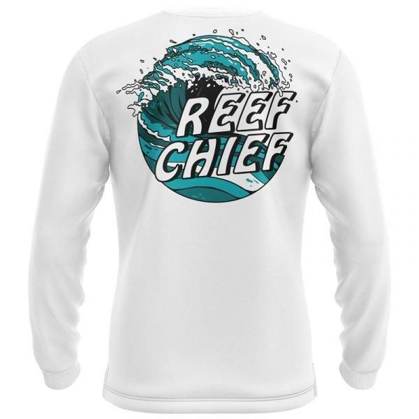 Ocean Wave Fishing Shirt