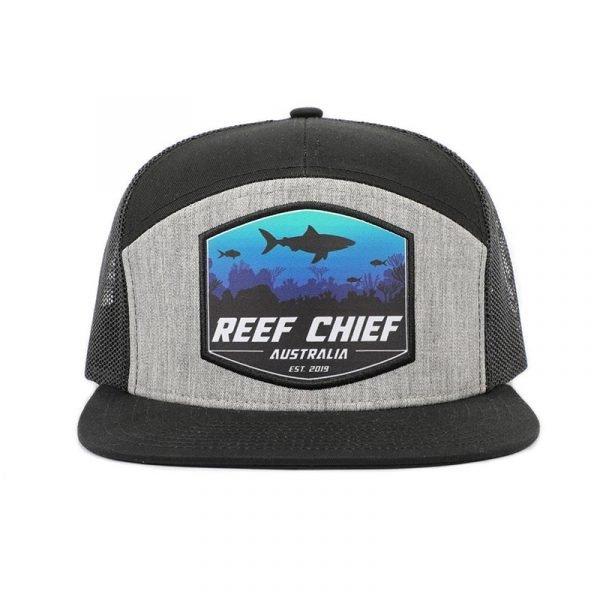Reef trucker cap front